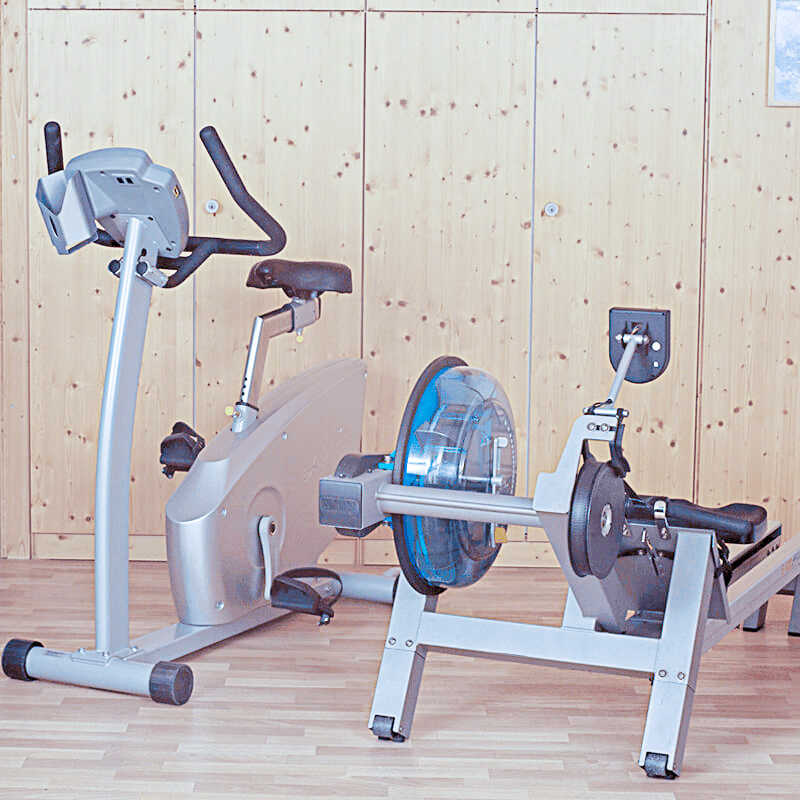 Veloergometer / Waterrower